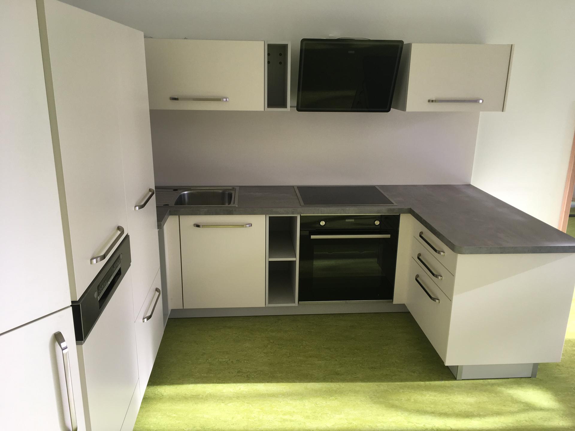 Just Objekeinrichtung - Küchen